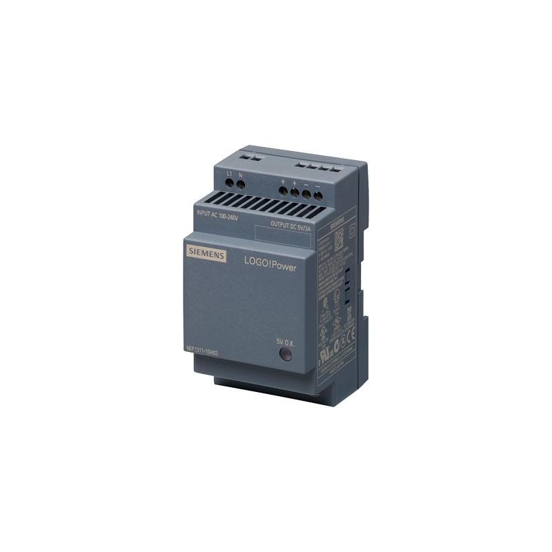 Siemens 6EP1311-1SH03 LOGO!POWER 5 V ALIMENTATORE STABILIZZATO