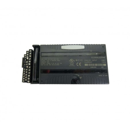 IC200ALG263 GE FANUC Voltage Analog Input Module
