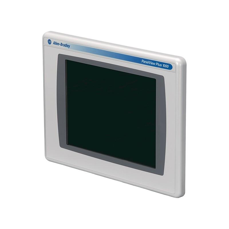 Allen-Bradley 2711P-T15C1D2 PANELVIEW Plus 1500 Touch, RIO/Enet/RS232 128MB DC