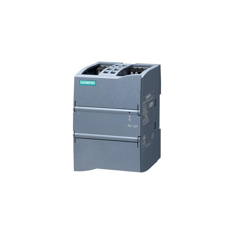 Siemens 6EP1332-1SH71 SIMATIC S7-1200 MODULO POWER PM1207 ALIMENTATORE STABILIZZATO