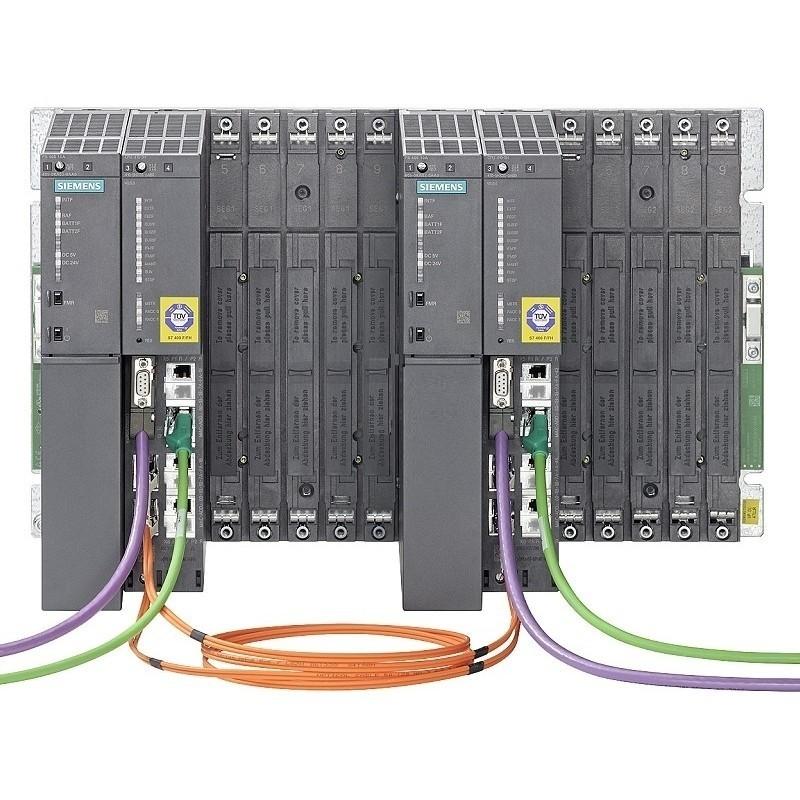 6ES7400-0HR01-4AB0 SIEMENS SIMATIC S7-400H 412-5H BUNDLE