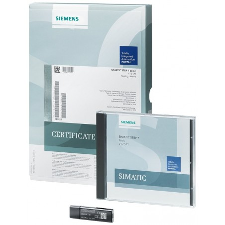 Siemens 6AV2102-0AA03-0AA5 SIMATIC WINCC ADVANCED V13 SP1 ENGINEERING SOFTWARE NEL TIA PORTAL