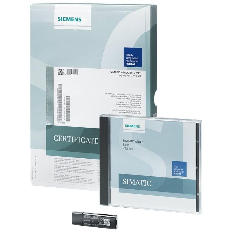Siemens 6AV2100-3AA04-0AE5 SIMATIC WINCC BASIC V14, AGGIORNAMENTO DA V11... V13 A V14