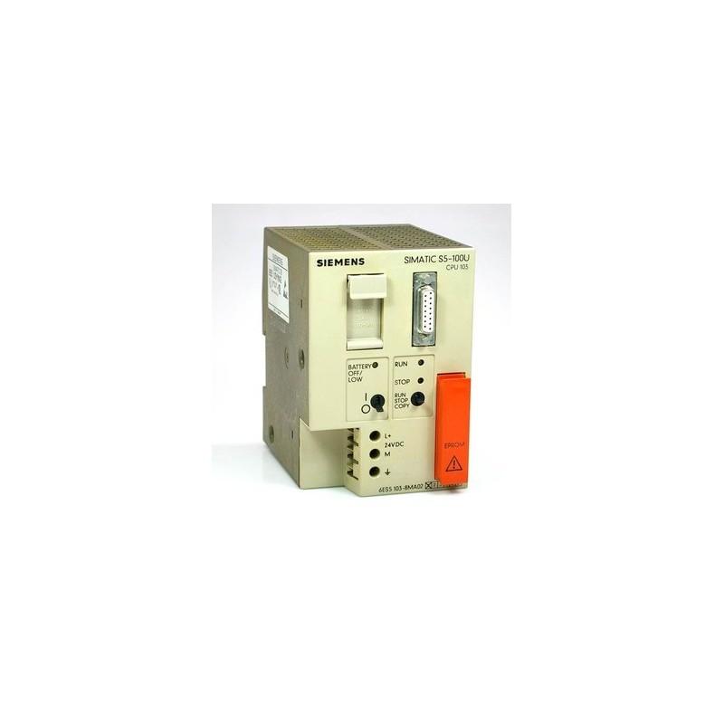 6ES5102-8MA02 SIEMENS SIMATIC S5 CPU 102