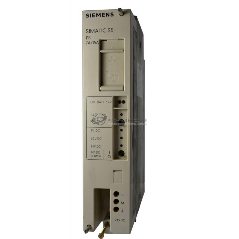 Siemens 6ES5951-7ND32 SIMATIC S5 951 ALIMENTATORE