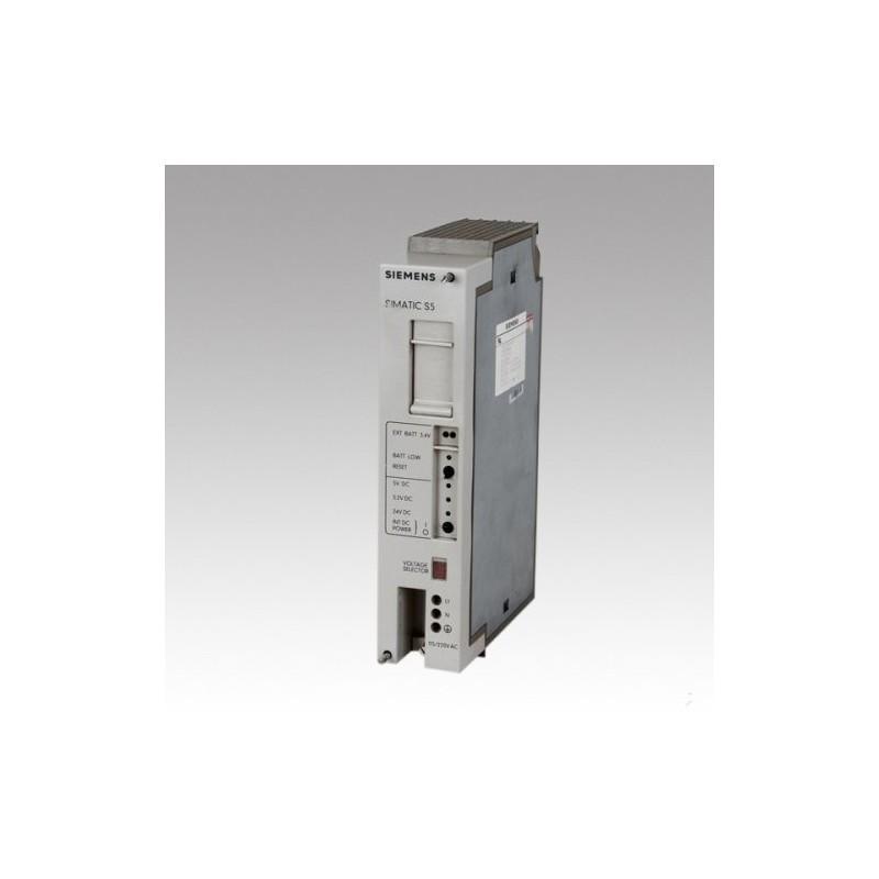 Siemens 6ES5951-7LB12 SIMATIC S5, 951 ALIMENTATORE