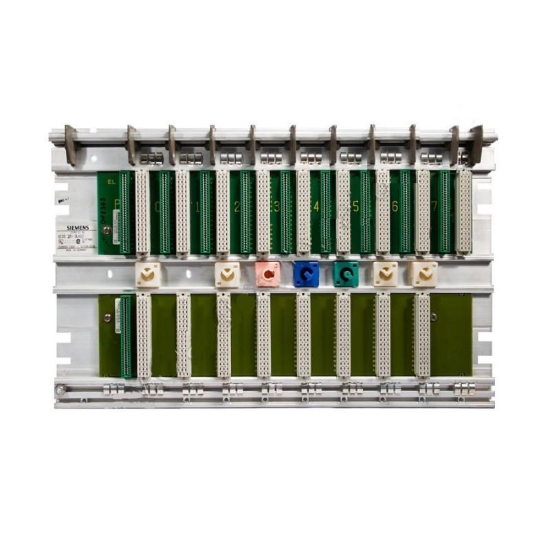 Siemens 6ES5701-3LH11 SIMATIC S5, TELAIO ESTENSIONE PER S5-115H