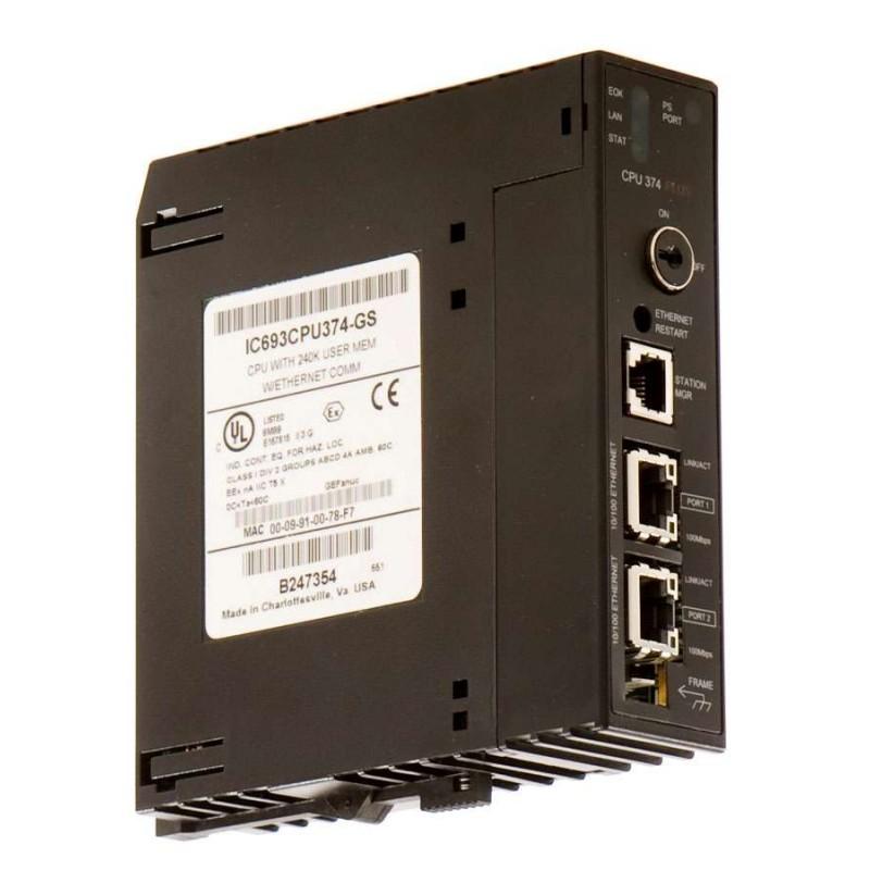 IC693CPU374 GE FANUC MODULO CPU 374