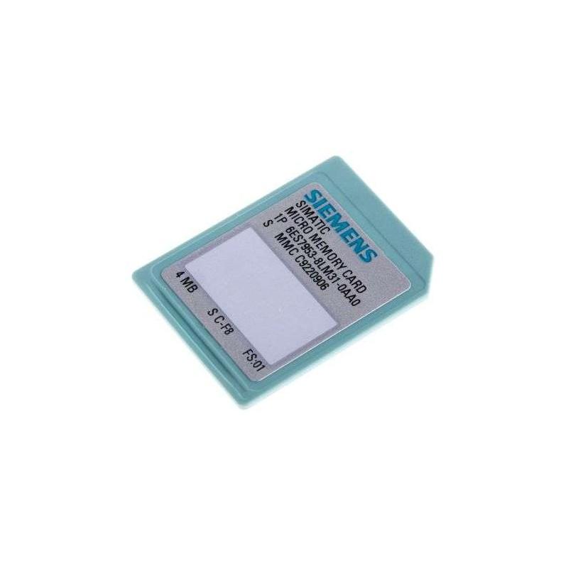 6ES7953-8LM31-0AA0 SIEMENS SIMATIC S7-300 MICRO MEMORY CARD NFLASH