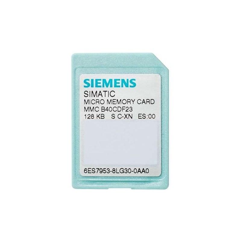 6ES7953-8LG30-0AA0 SIEMENS SIMATIC S7 MICRO MEMORY CARD S7-300/C7/ET 200