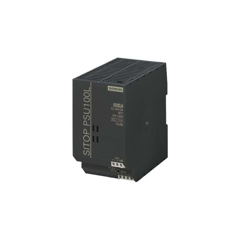 Siemens 6EP1334-1LB00 SITOP PSU100L 24 V/10 A ALIMENTATORE STABILIZZATO