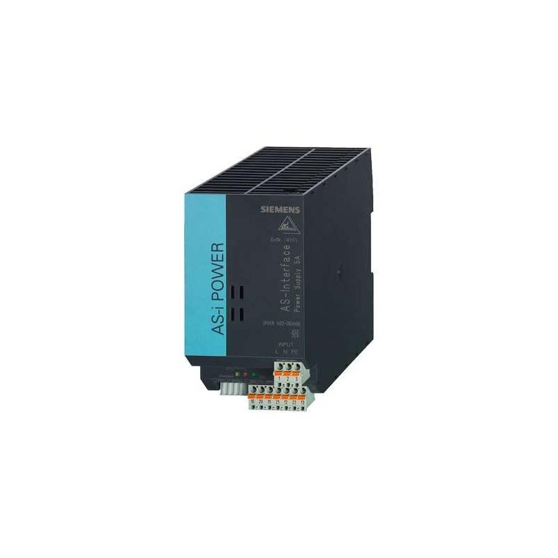 3RX9502-0BA00 SIEMENS AS-I ALIMENTATORE 5A SITOP DESIGN 115-230V AC
