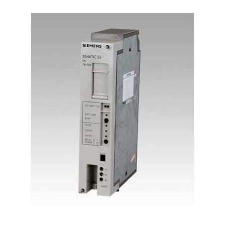 6ES5951-7ND12 SIEMENS SIMATIC S5 POWER SUPPLY 951