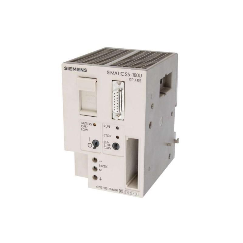 6ES5103-8MA02 SIEMENS SIMATIC S5 CPU 103