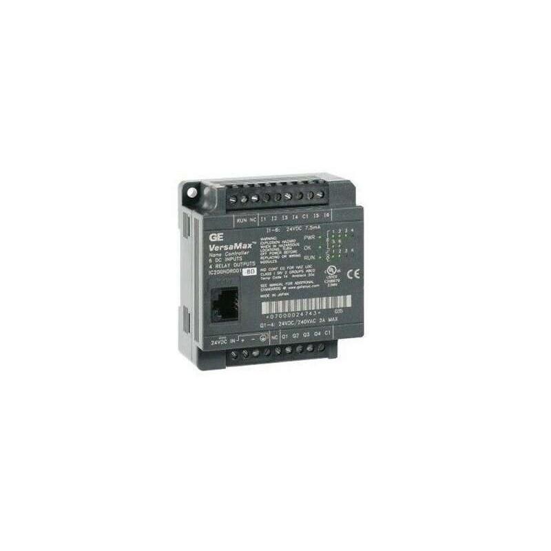 IC200NDR001 GE FANUC PLC