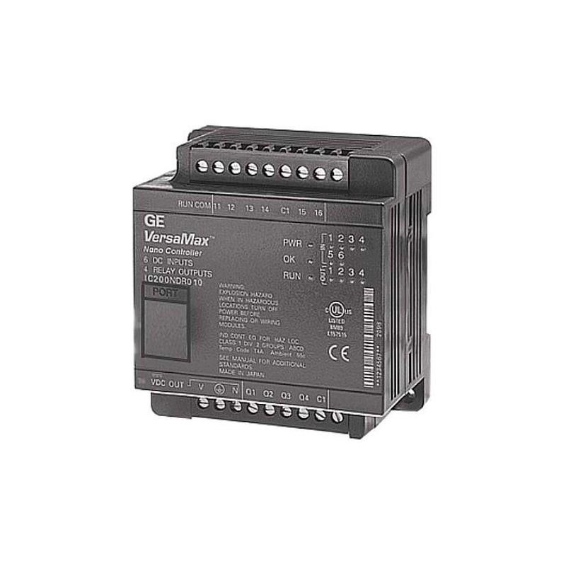 IC200NDR010 GE FANUC PLC
