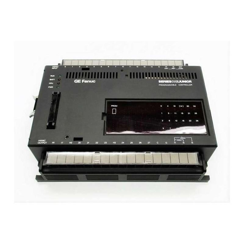 IC609SJR100 GE FANUC PLC Series One Junior