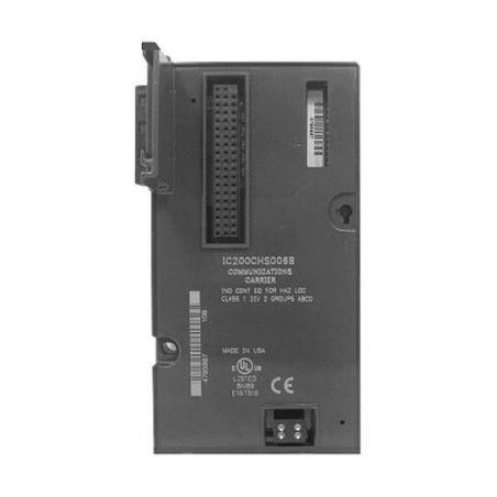 IC200CHS006 GE FANUC Communications Carrier