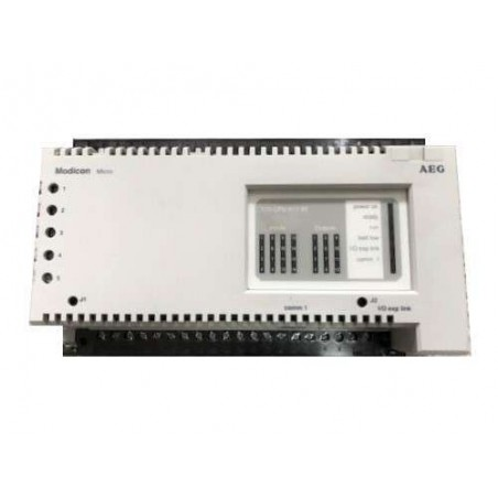 110-CPU-411-00 SCHNEIDER ELECTRIC - CPU Controller 110CPU41100