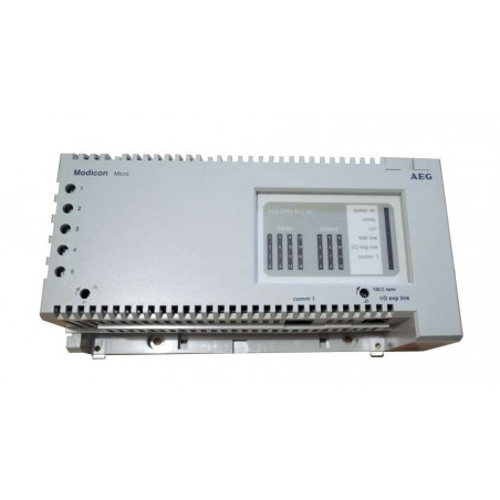 110-CPU-411-03 SCHNEIDER ELECTRIC - MICRO PLC 110CPU41103