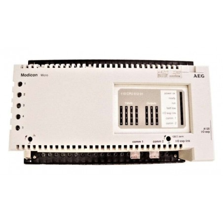 110-CPU-512-01 SCHNEIDER ELECTRIC - MICRO PLC 110CPU51201