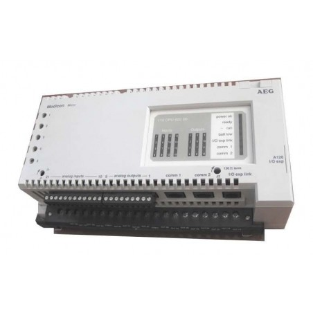 110-CPU-622-00 SCHNEIDER ELECTRIC - CPU Module 110CPU62200