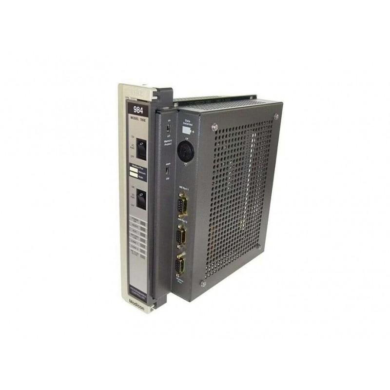 PC-E984-785 SCHNEIDER ELECTRIC - PROGRAMMABLE CONTROLLER MODULE PCE984785