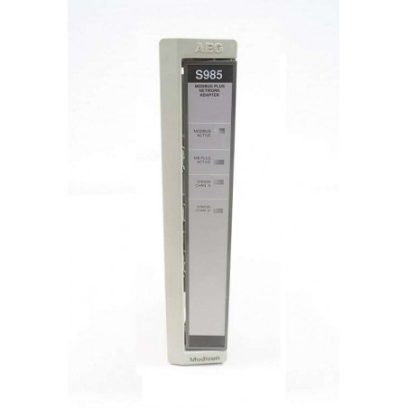 AS-S985-802 SCHNEIDER ELECTRIC - NETWORK ADAPTER MODULE ASS985802