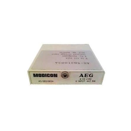 AS-5B31003A SCHNEIDER ELECTRIC - INPUT MODULE ISOLATED AS5B31003A