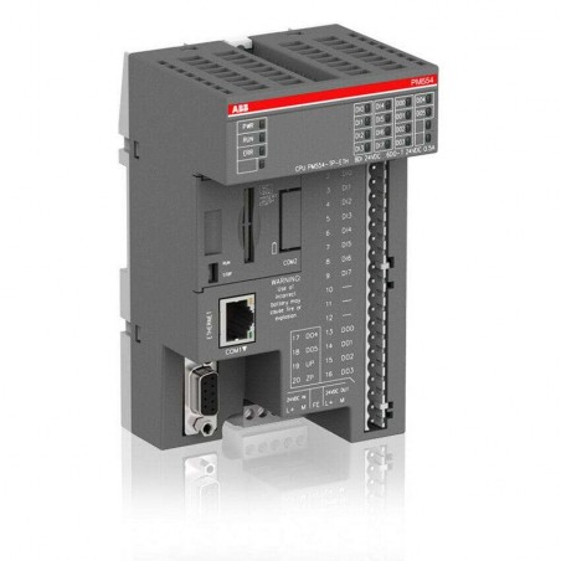 PM554-R ABB - Programmable Logic Controller 1TNE968900R0200