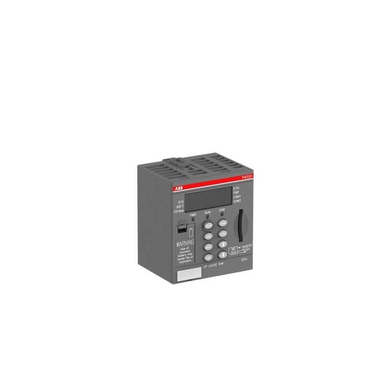 PM591-ETH ABB - Programmable Logic Controller 1SAP150100R0170