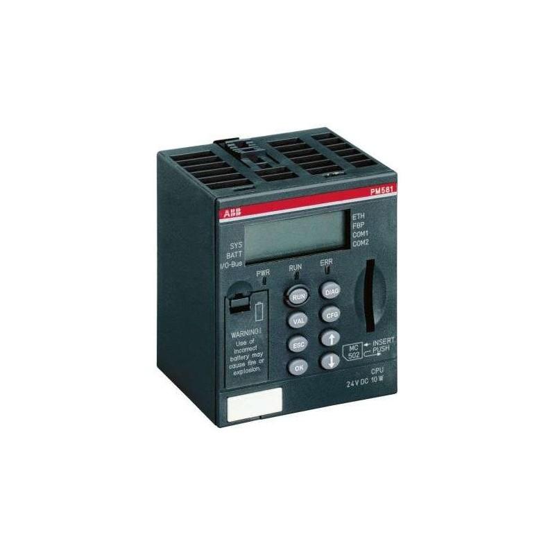 PM581-ARCNET ABB - Programmable Logic Controller 1SAP140100R0160