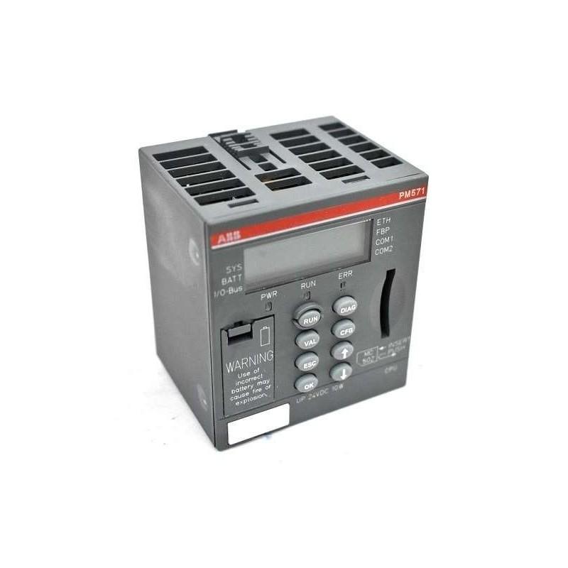 PM571-ETH-R01xx ABB - Programmable Logic Controller 1SAP130100R0170