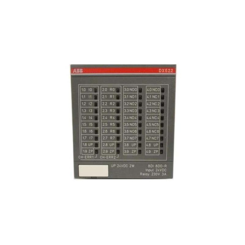 DX522 ABB - Digital I/O Module 1SAP245200R0001