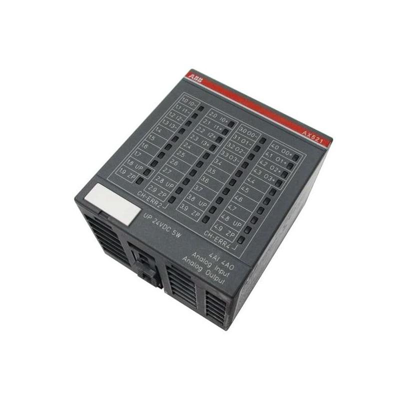 AX521 ABB - Analog Input/Output Module 1SAP250100R0001