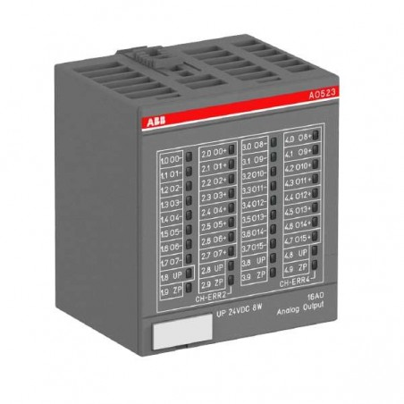 AO523 ABB - Analog Output Module 1SAP250200R0001