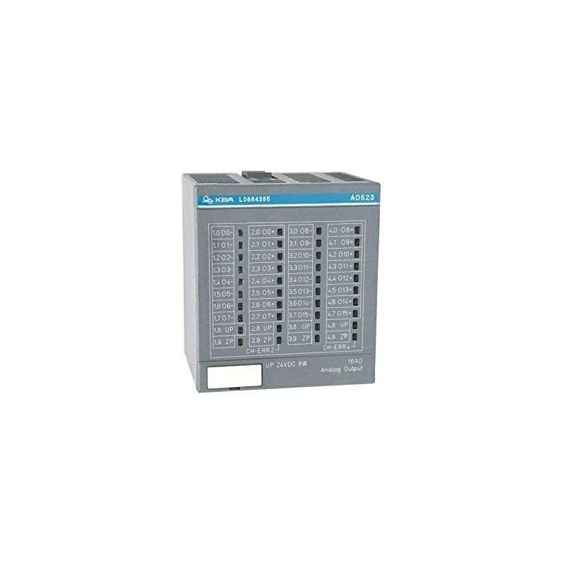 AO523-KBA ABB - Analog Output Module 1SAP250200R3001