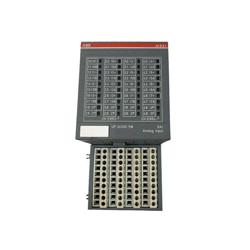 AI531 ABB - Analog Input Module 1SAP250600R0001