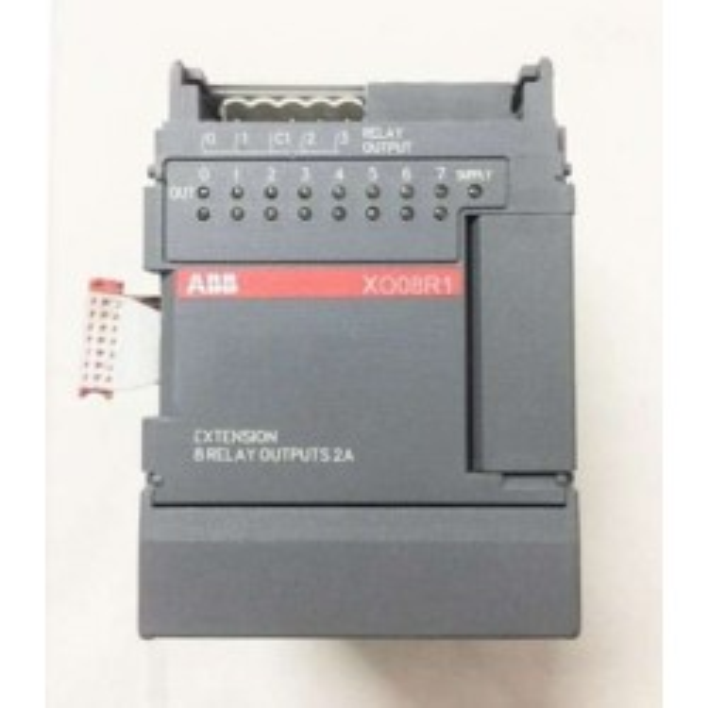 XO08R2 ABB - Relay Output...