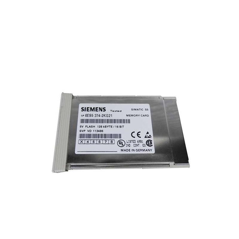 6ES5374-2KG21 Siemens SIMATIC S5 MEMORY MODULE - 6ES5 374-2KG21