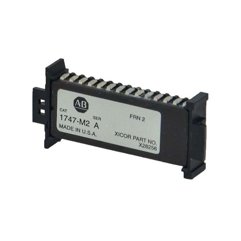 1747-M2 ALLEN-BRADLEY - 4K EEPROM Memory Module