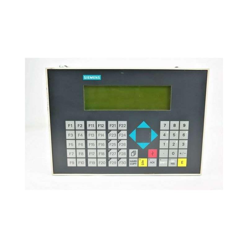 6AV3515-1MA11 Siemens OP397 Operator Panel