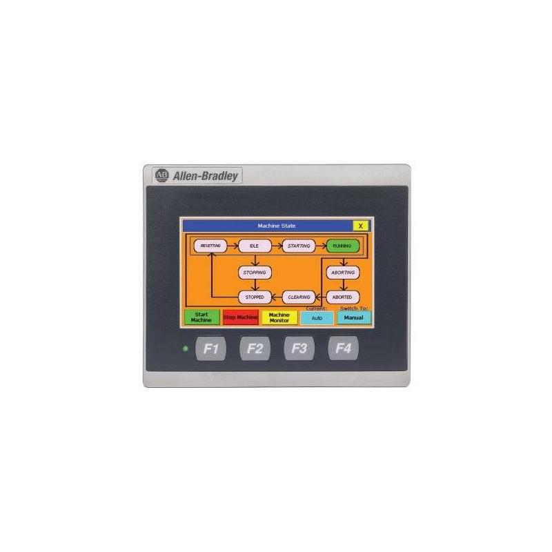 2711R-T4T Allen-Bradley - PANELVIEW 800