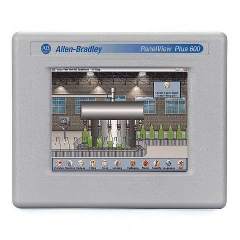 2711P-T6C20D9 Allen-Bradley - PANELVIEW Plus