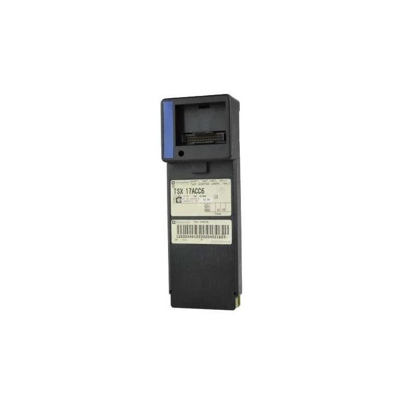 TSX17ACC6 Telemecanique - MEMORY MODULE